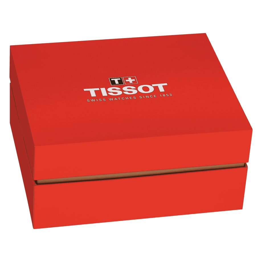 Tissot Carson Premium lady Automatic Born to be brave Special Edition - View 2