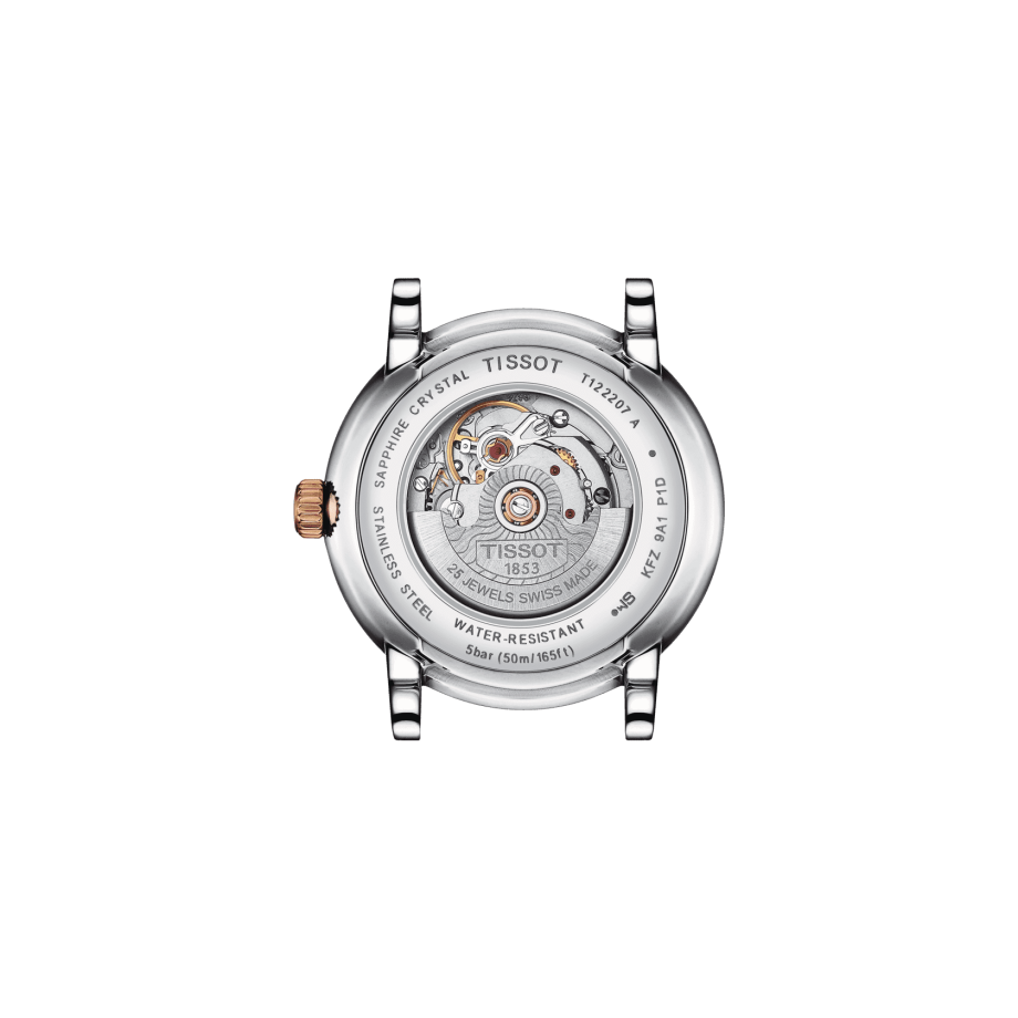 Tissot Carson Lady Automatic - Mostra 1