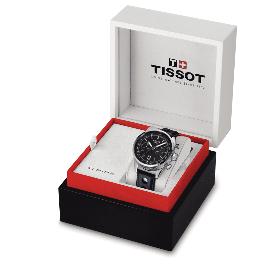 Tissot Alpine On Board Automatic Chronograph - Mostra 2