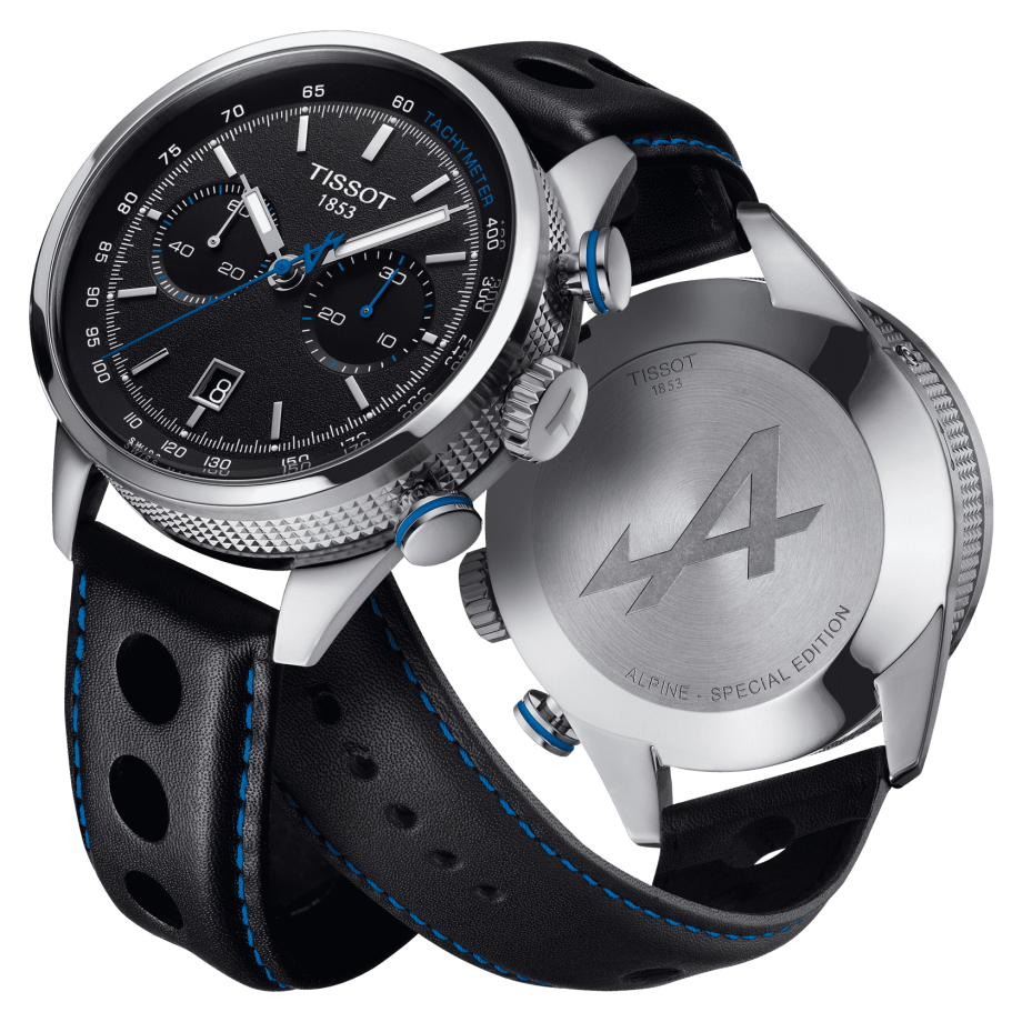 Tissot Alpine On Board Automatic Chronograph - Mostra 3