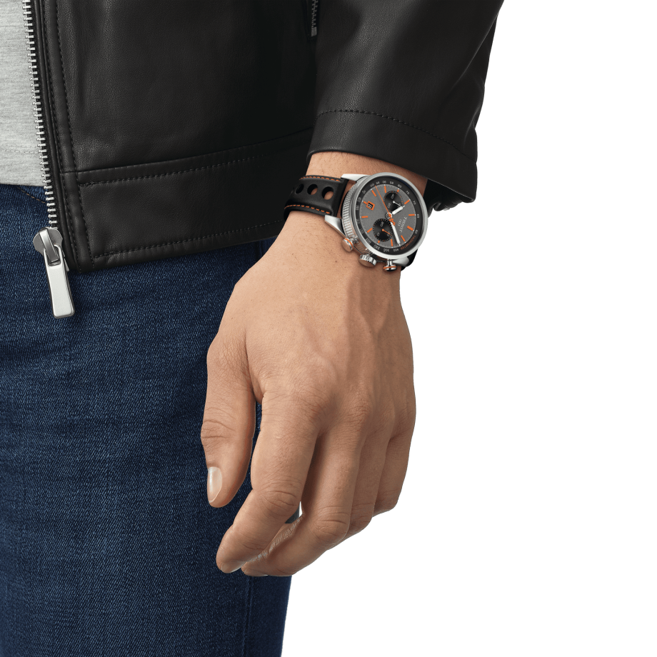 TISSOT ALPINE ON BOARD AUTOMATIC CHRONOGRAPH - View 7