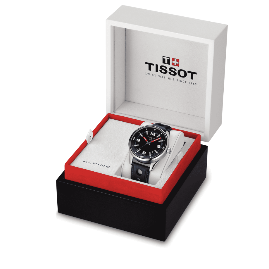Tissot Alpine On Board - View 2