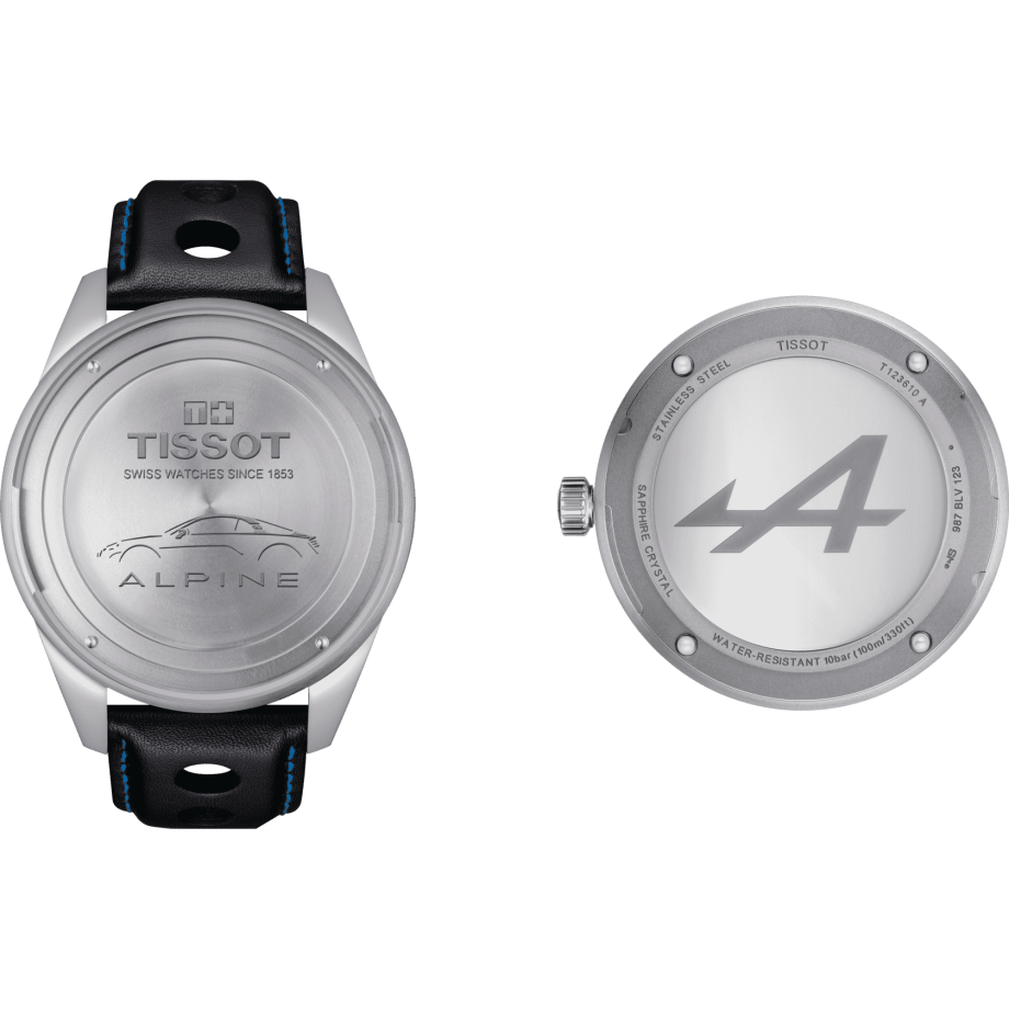 Tissot Alpine On Board - Visualizar 3