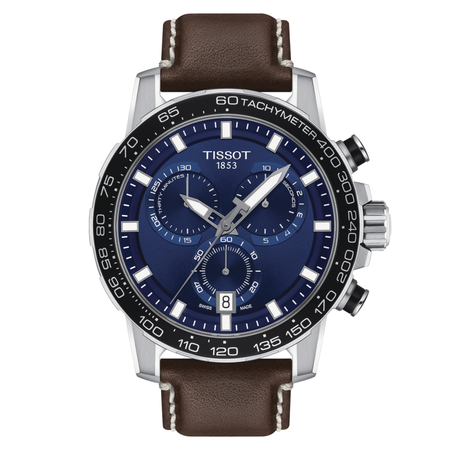 Tissot Supersport Chrono - Voir 1