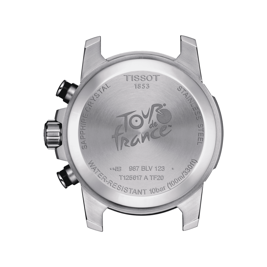 TISSOT SUPERSPORT CHRONO TOUR DE FRANCE - View 1