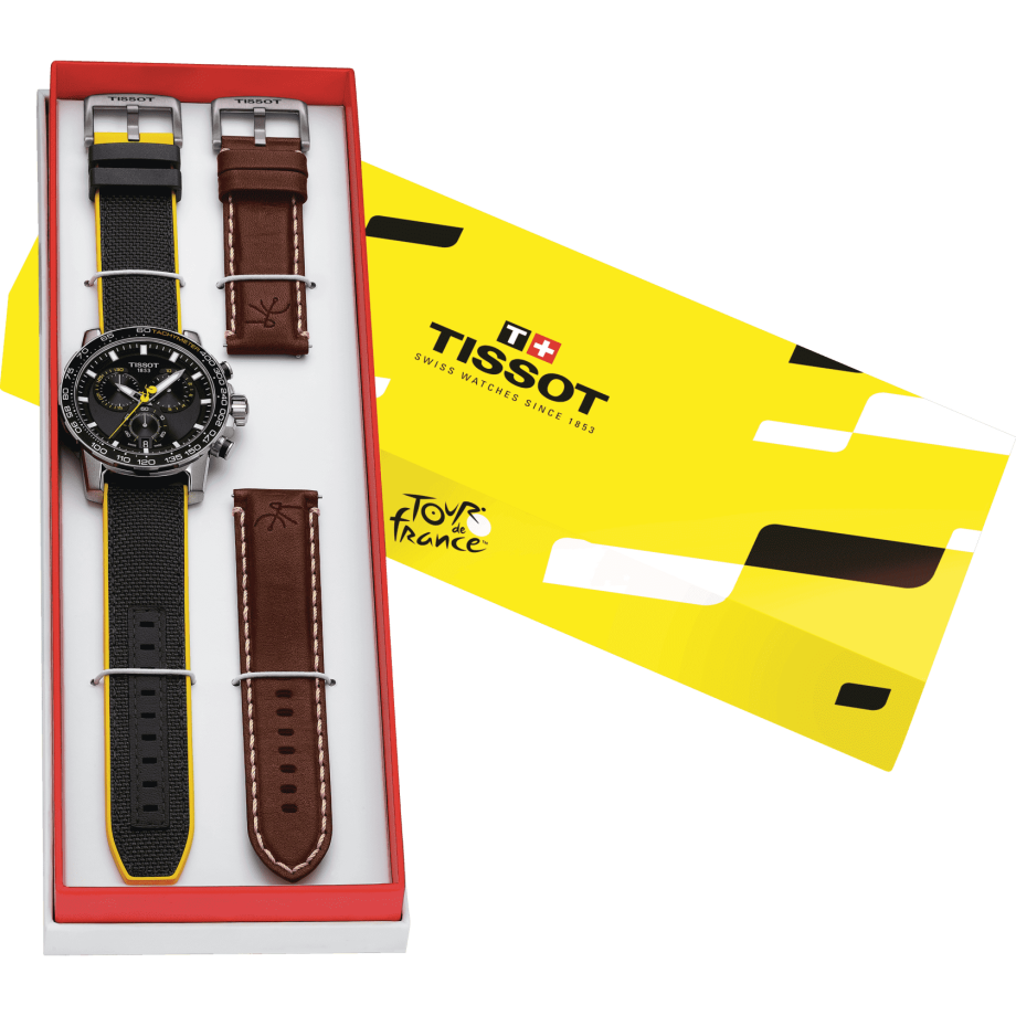 TISSOT SUPERSPORT CHRONO TOUR DE FRANCE 2020 - Voir 2