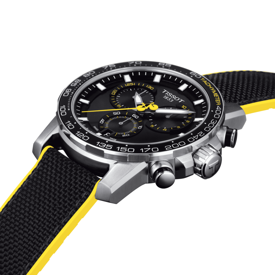 TISSOT SUPERSPORT CHRONO TOUR DE FRANCE 2020 - View 3