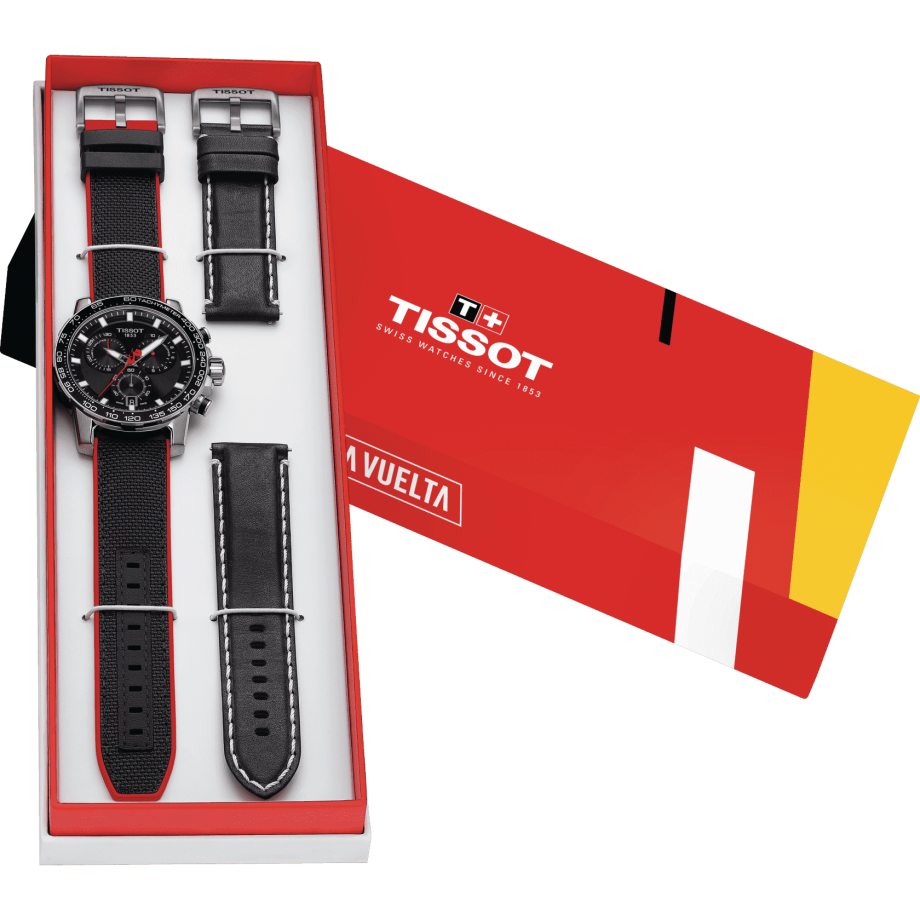 Tissot Supersport Chrono Vuelta Special Edition - Bekijk 2