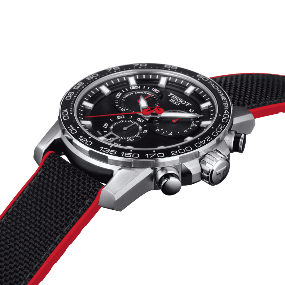 Tissot Supersport Chrono Vuelta Special Edition - Bekijk 3
