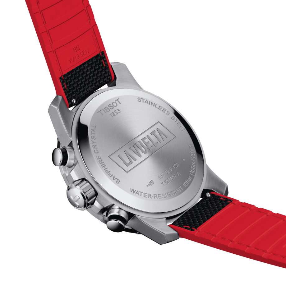 Tissot Supersport Chrono Vuelta Special Edition - Bekijk 4