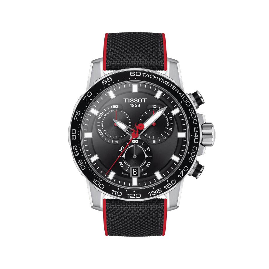 Tissot Supersport Chrono Vuelta Special Edition