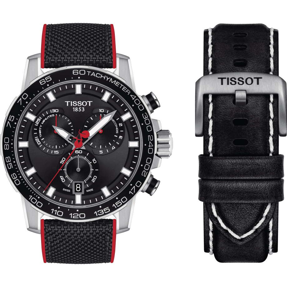 Tissot Supersport Chrono Vuelta Special Edition - Bekijk 6
