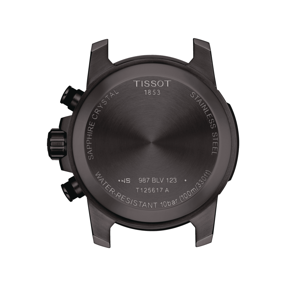 Tissot Supersport Chrono - View 1