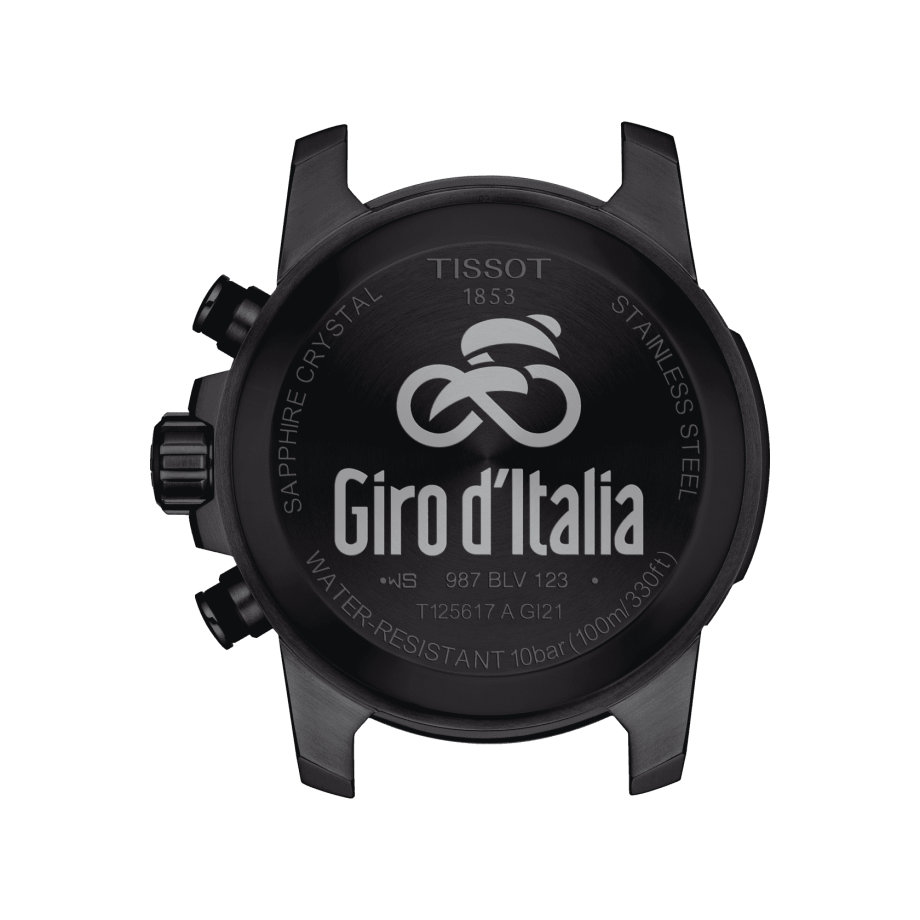 Tissot Supersport Chrono Giro D'Italia - View 1
