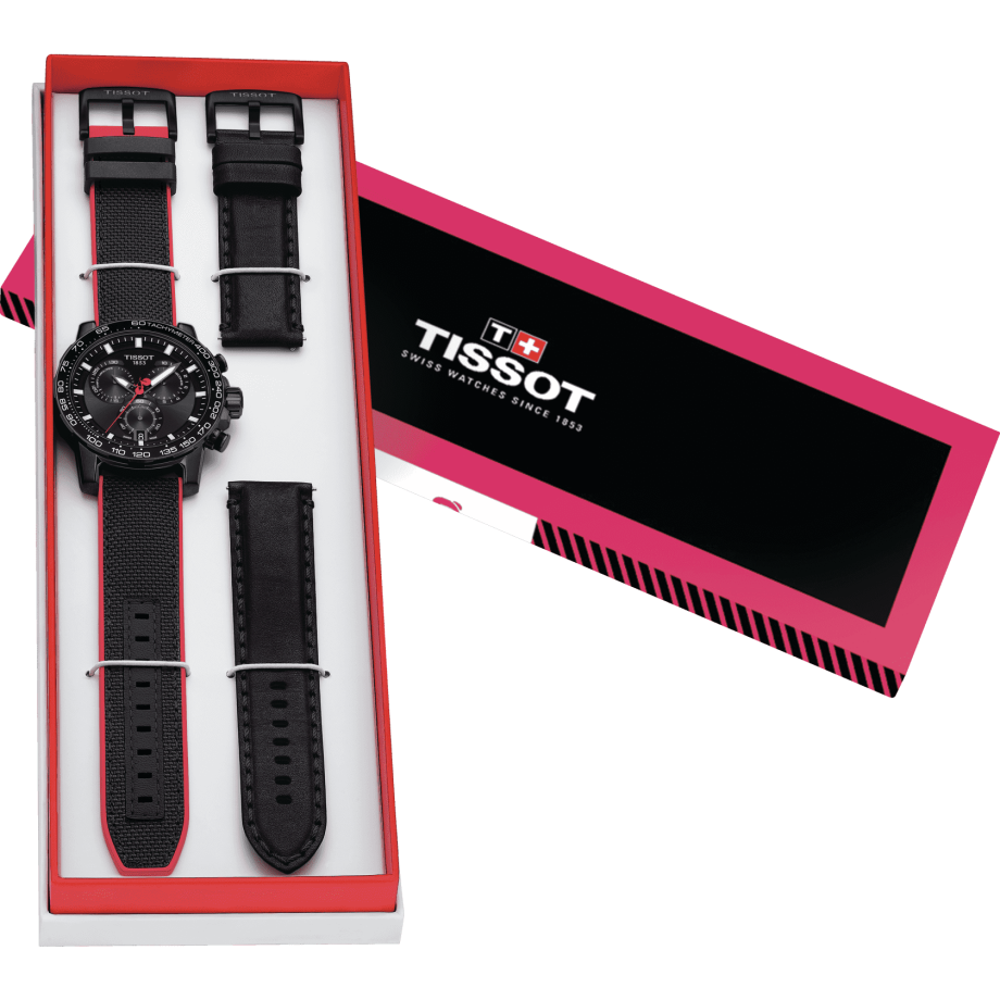 Tissot Supersport Chrono Giro D'Italia - View 2