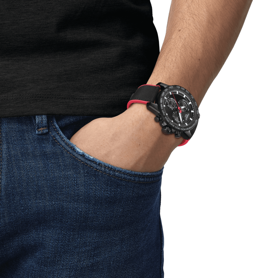 Tissot Supersport Chrono Giro D'Italia - View 7