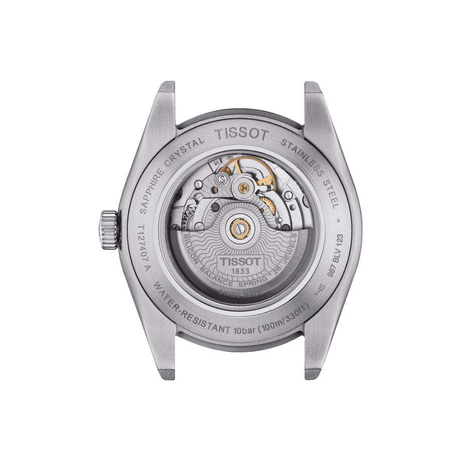 Tissot Gentleman Powermatic 80 Silicium - Visualizar 1