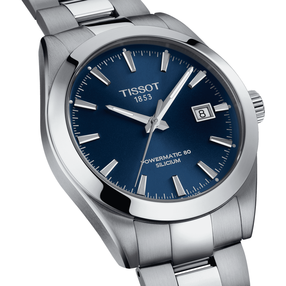 Tissot Gentleman Powermatic 80 Silicium - View 2