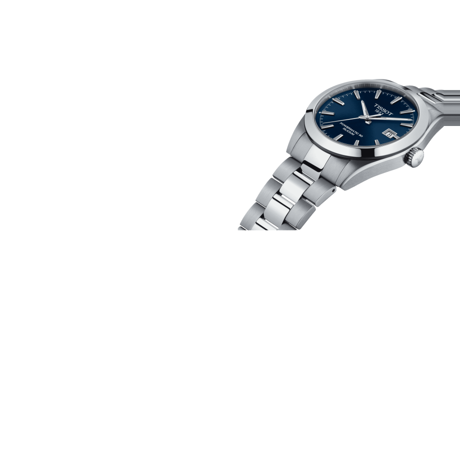 Tissot Gentleman Powermatic 80 Silicium - View 5