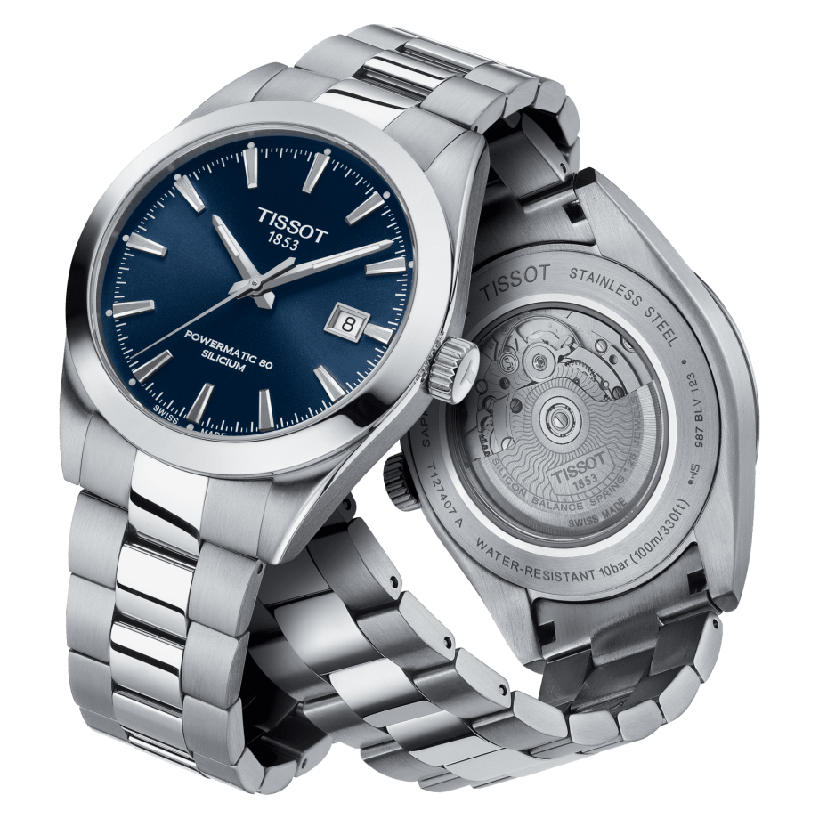 Tissot Gentleman Powermatic 80 Silicium - Visualizar 4