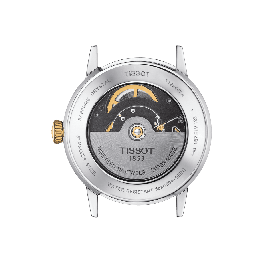 TISSOT CLASSIC DREAM SWISSMATIC - View 4