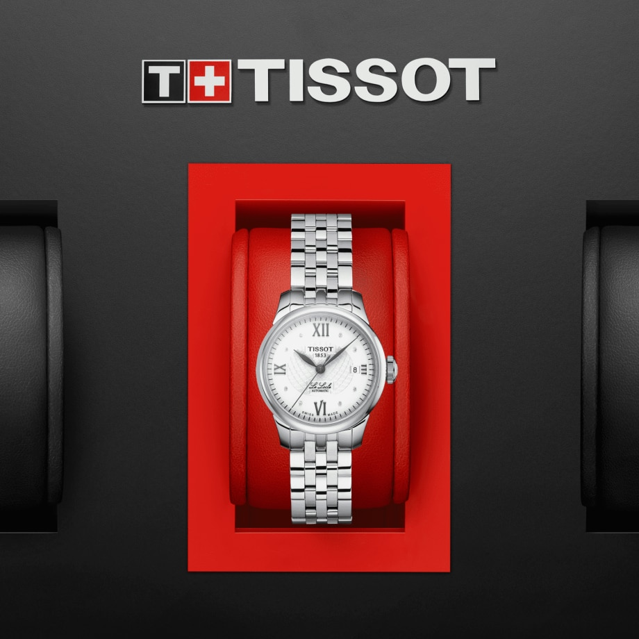 Tissot Le Locle  Automatic  Lady - View 2