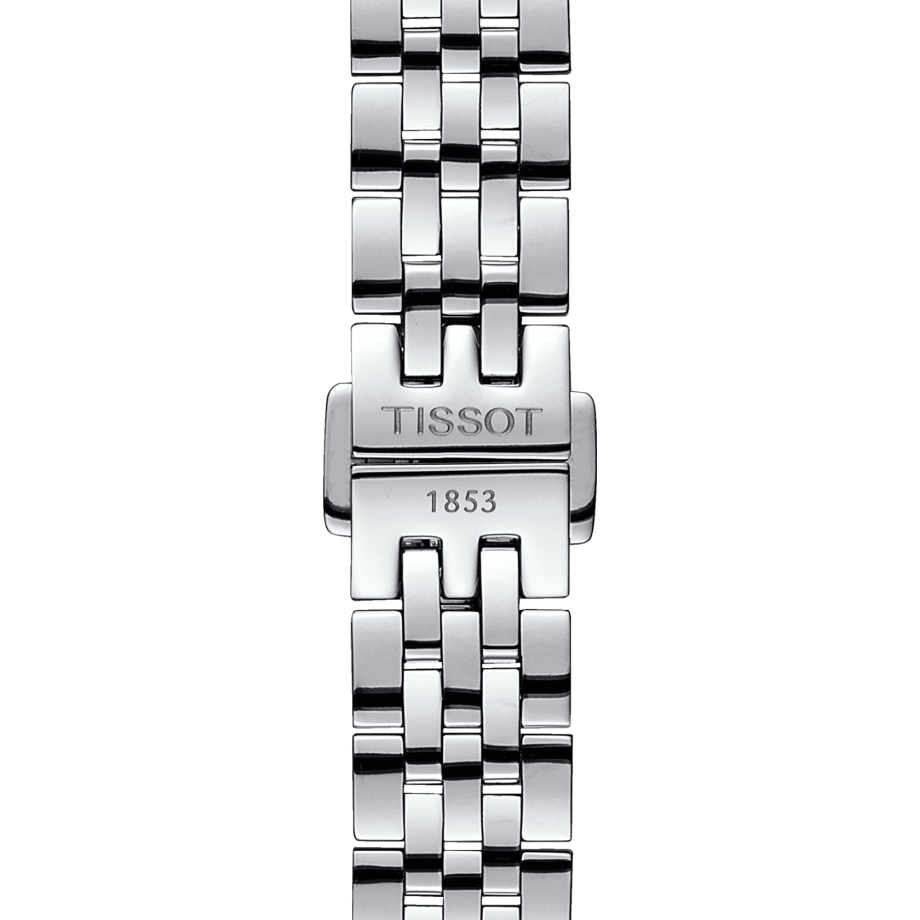 Tissot Le Locle Automatic Double Happiness Lady - Bekijk 1