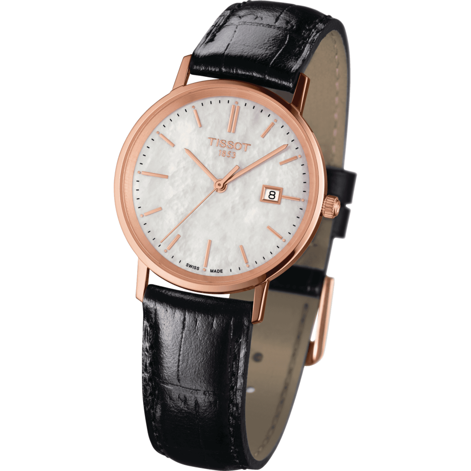 Tissot Goldrun Lady 18K Gold - View 1