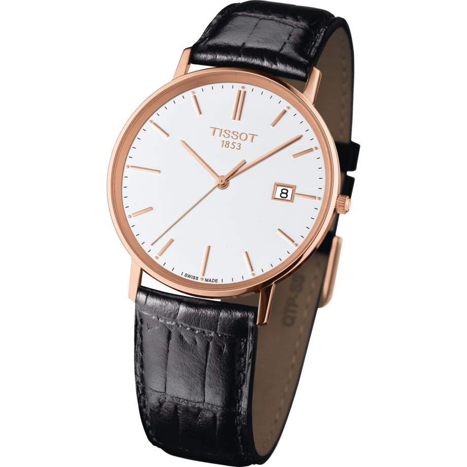 Tissot Goldrun 18K Gold - View 1
