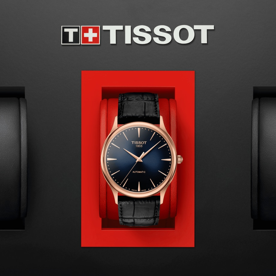 Tissot Excellence Automatic 18K Gold - View 2