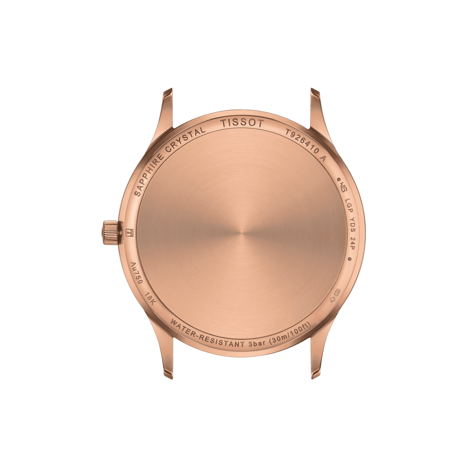 Tissot Excellence 18K Gold - View 1