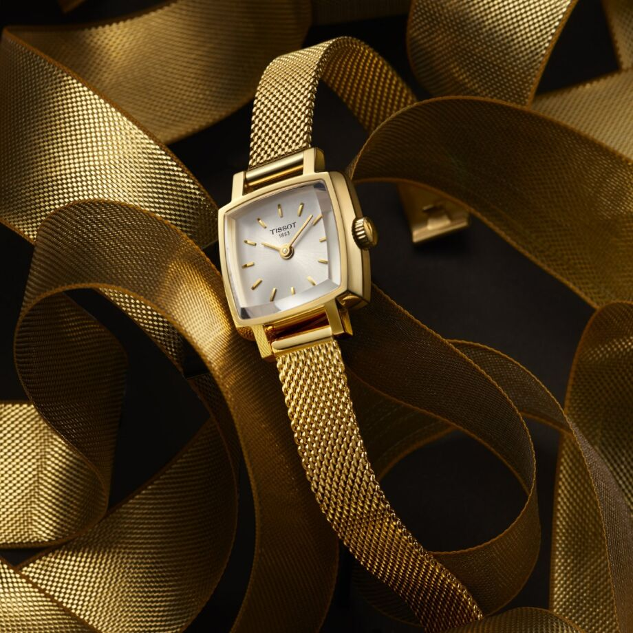 Tissot Lovely Square - Voir 1