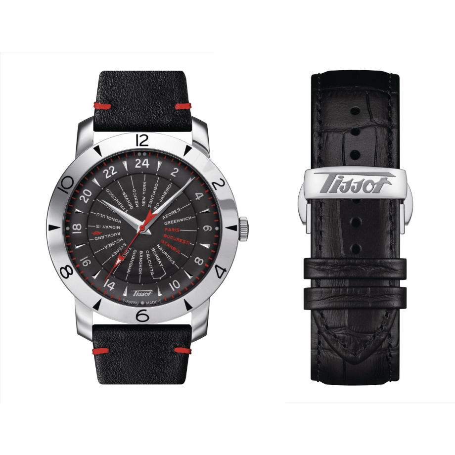 Tissot Heritage Navigator Romania Limited Edition - View 6