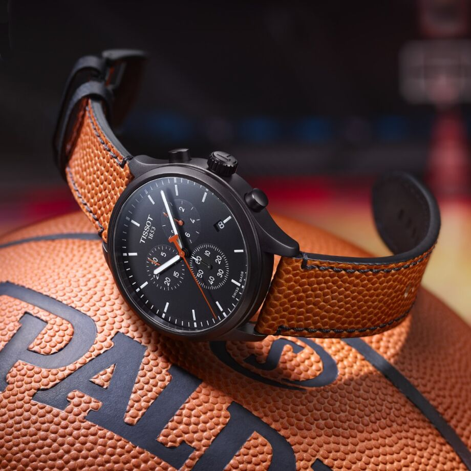 Tissot Chrono XL NBA Special Edition - View 6