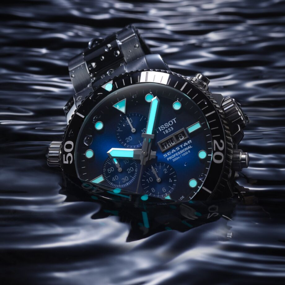 Tissot Seastar 1000 Professional Limited Edition - Visualizar 8