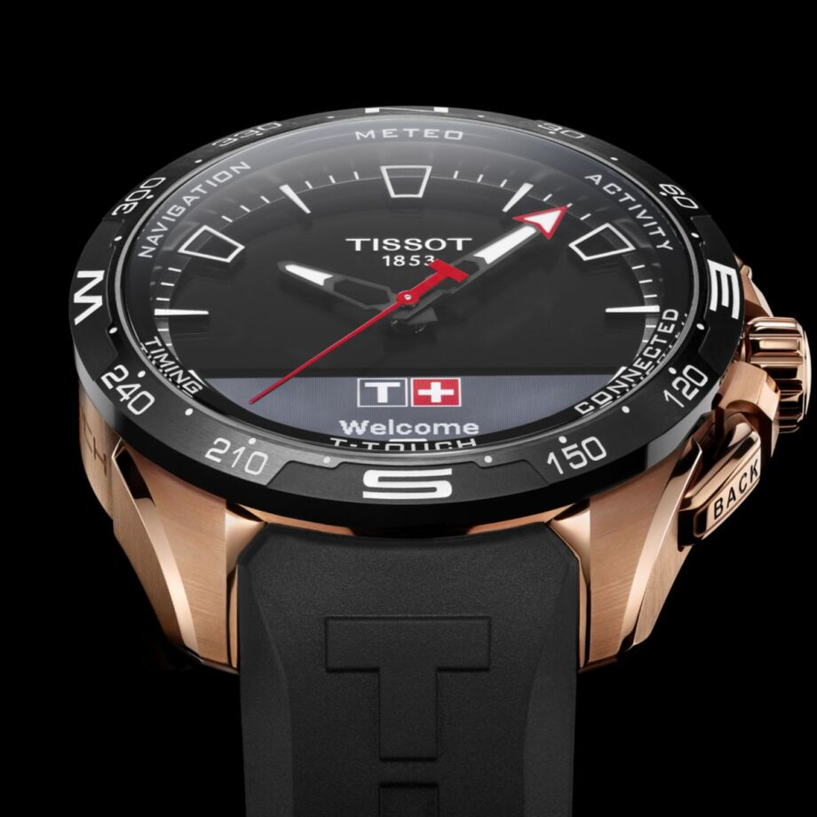 Tissot T-Touch Connect Solar - Ver 9