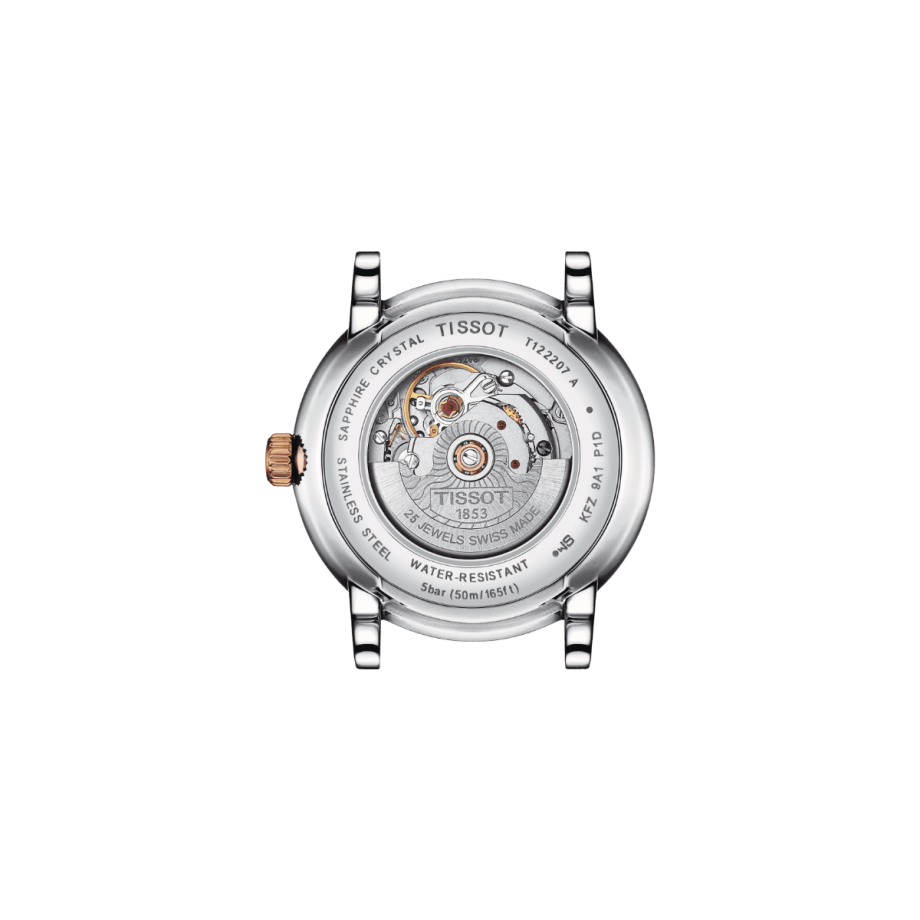 Tissot Carson Lady Automatic - View 1