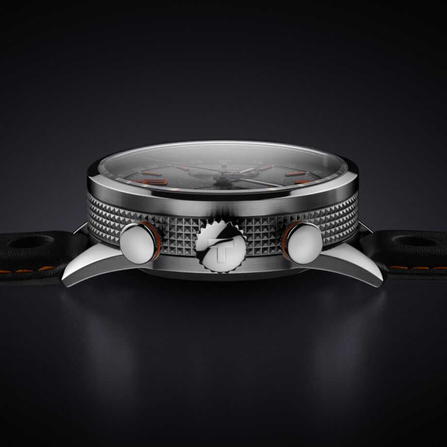 TISSOT ALPINE ON BOARD AUTOMATIC CHRONOGRAPH - Ver 11