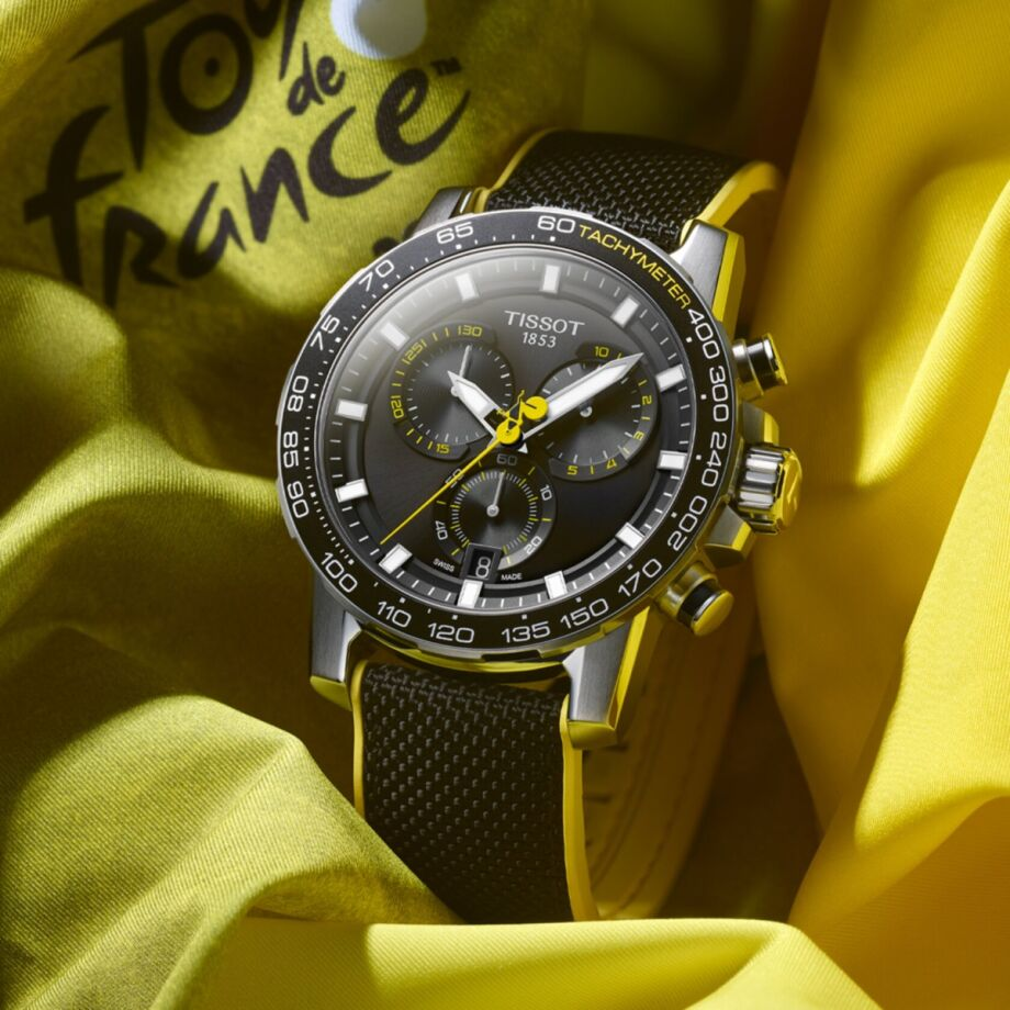 TISSOT SUPERSPORT CHRONO TOUR DE FRANCE - 查看 9