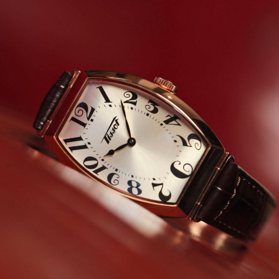 Tissot Heritage Porto Mechanical - View 7