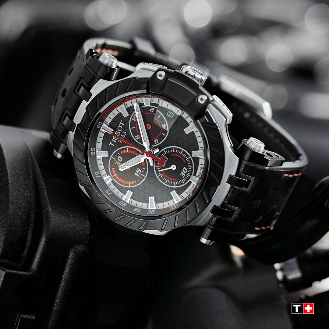 Tissot MotoGP watches