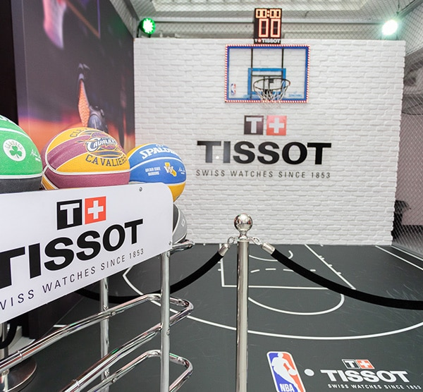 NBA CROSSOVER 2019 À LONDRES