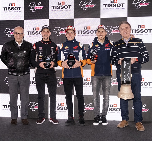 Collection Tissot MotoGP™ : le retour aux sources !